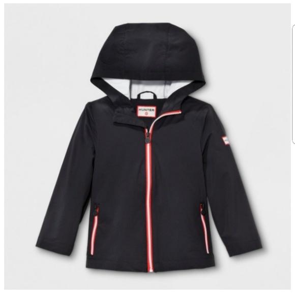 645827798 Hunter Jackets & Coats | For Target Toddler Packable Rain Coat Black ...